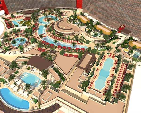 Resorts World Pool Complex